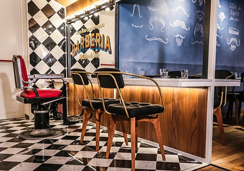 La barber a bellavista del jard n del norte for Bellavista jardin del norte